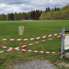 Rehabilitering av fotballbana